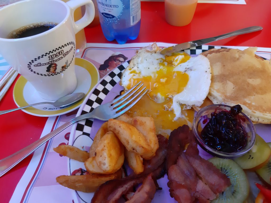 Brunch americano a Firenze