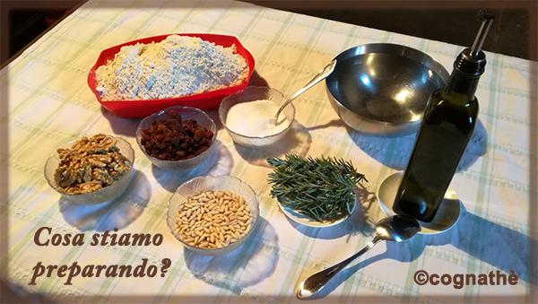 Castagnaccio gluten free
