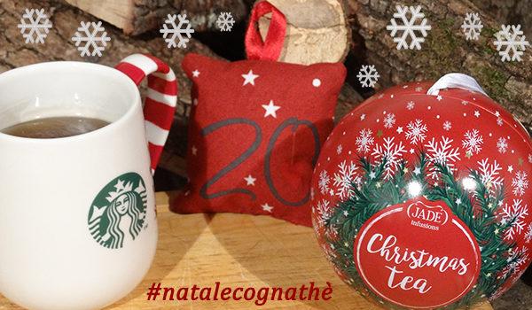 Jade Christmas Tea , palla di Natale, cognathe, the di Natale, chiodi di garofano, arancia, vaniglia, ricette, the, tisane, infusi