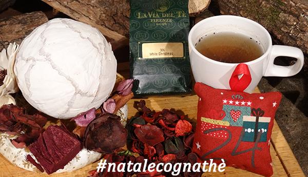 cognathe, the, ricette, infusi, natale, calendario avvento, White Christmas - La Via del Tè, firenze