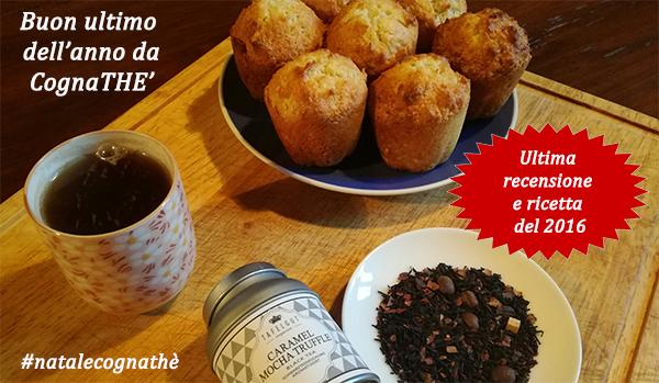 cognathe, ricette, infusi, tisane, the, senza lattosio, cocco, caffe, Caramel Mocha Truffle Tea - Tafelgut