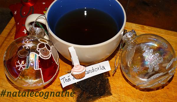 the ner, the sfuso, mandorla, erboristeria, avvento , calendario avvento, ricette, infusi, the, tisane, cognathe