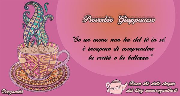 cognathe, ricette, thè, tea, infusi, tisane,
