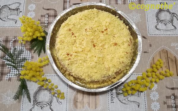 Torta mimosa, cognathe, tisane, tea, the, tè, infusi, ricette, dolci, festa delle donne, cognathe, cognate