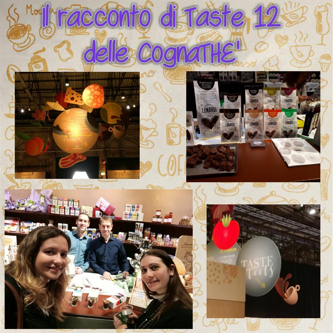 Il-Il Racconto di taste 12 delle CognaTHE