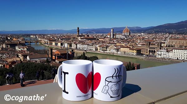 thè dedicato a Firenze Santa Maria del Fiore viaggio virtuale CognaTHE