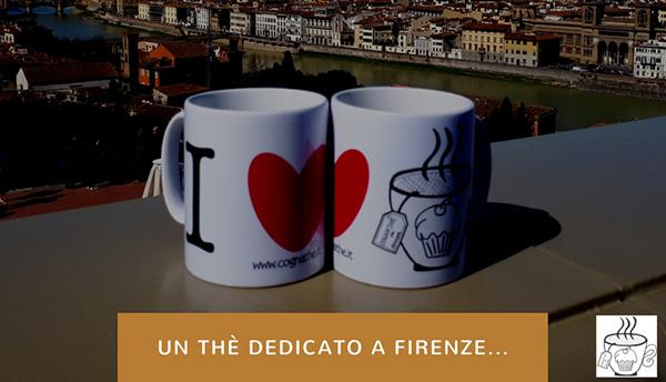 thè dedicato a Firenze Santa Maria del Fiore La Via del Tè cognathè