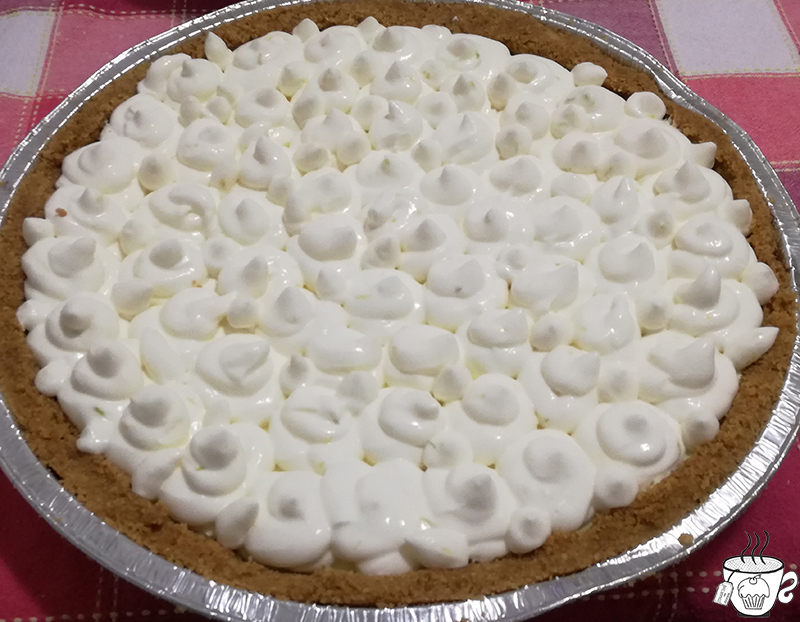 Ricetta dolce a base di limone Crostata fredda al limone Tisana Bonne Nuit di Neavita CognaTHE'