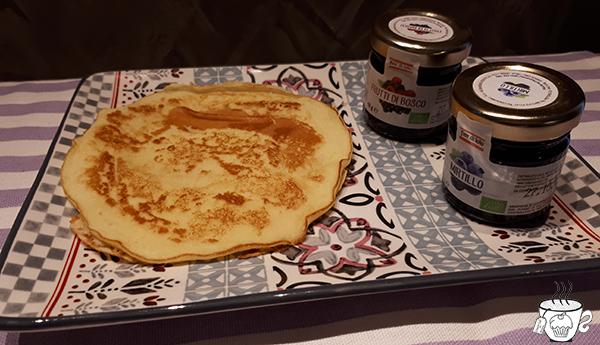 ricetta pancake colazione con i pancake cognaTHE