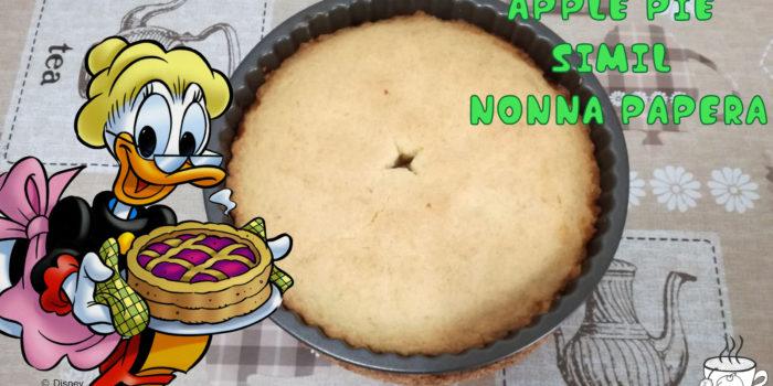 Apple Pie simil Nonna Papera Ricetta Apple Pie CognaTHE'