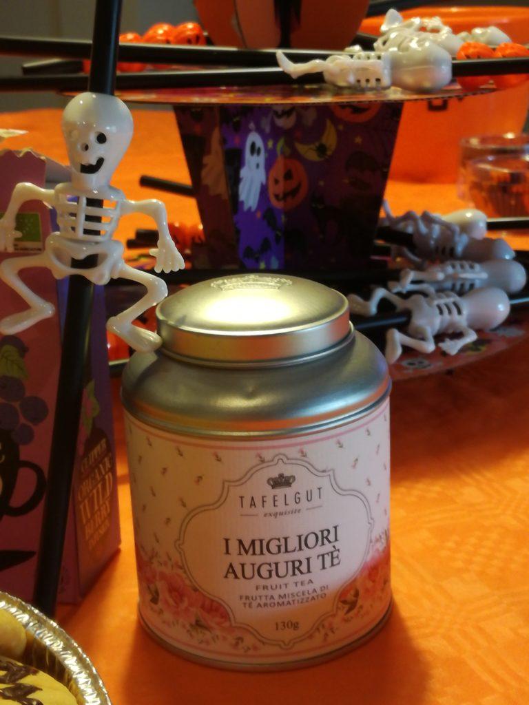 I Migliori Auguri Tè di Tafelgut Organic Wild Berry Infusion di Clipper Tisane per Halloween CognaTHE'