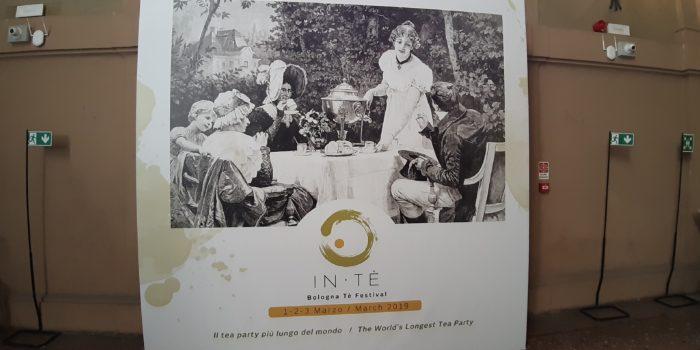 Festival del tè a Bologna, InTe Festival, CognaTHE'. tè. thè, tisane, infusi