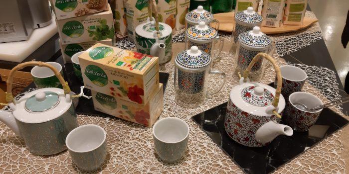 Firenze Bio, cognathè, tè, tisane, viviverde, biologico