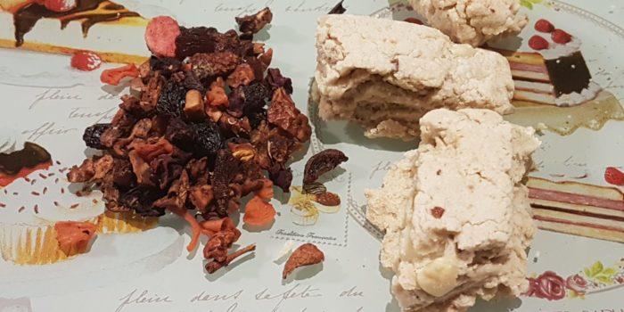 Biscotti con infuso alla frutta, CognaTHE', tè, tisane, infusi, Peter's TeaHouse, recensione tè