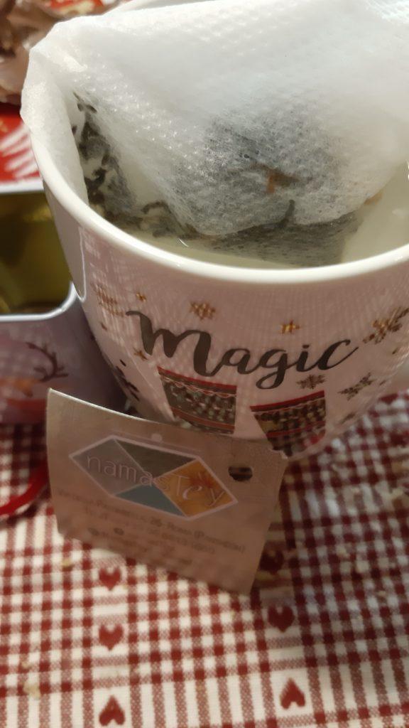 NamasTèy a Roma, cognaTHE', tè di Natale, NamasTèy, cognaTHE'