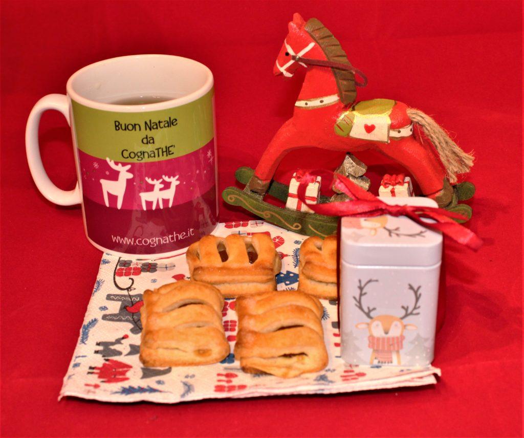 NamasTèy a Roma, cognaTHE', tè di Natale, NamasTèy,