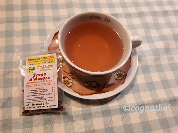 Cinque tè per la festa della mamma