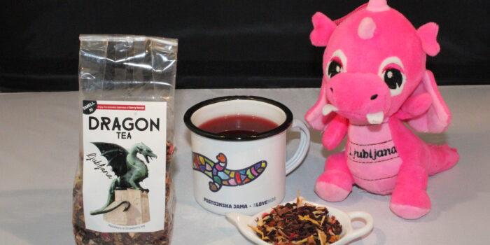 Dragon Tea da Lubiana, CognaTHE, tè, tisane, fragola, lampone, tè alla fragola e lamponi, tè a lubiana