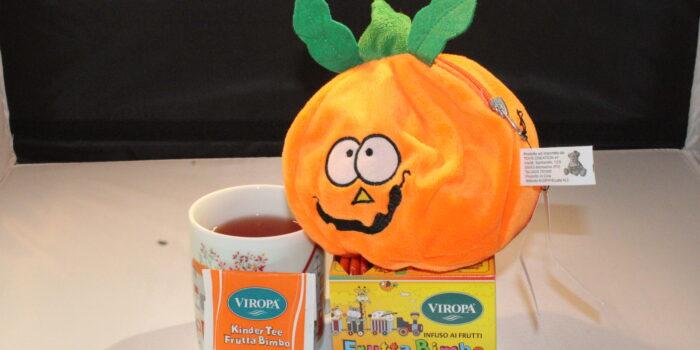 infuso Frutta Bimbo della Viropa, CognaTHE', tè, tisane, infusi, tè per bambini, infusi per bambini, Viropa. infuso alla frutta