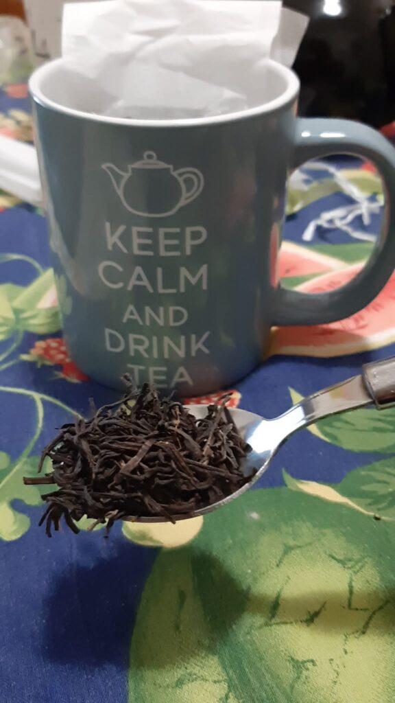 box Teatips di novembre, tè rosso Sun Moon Lake, teatips, box di tè, cognathè, tè, infusi, tisane, tè nero, tè rosso, tè di taiwan