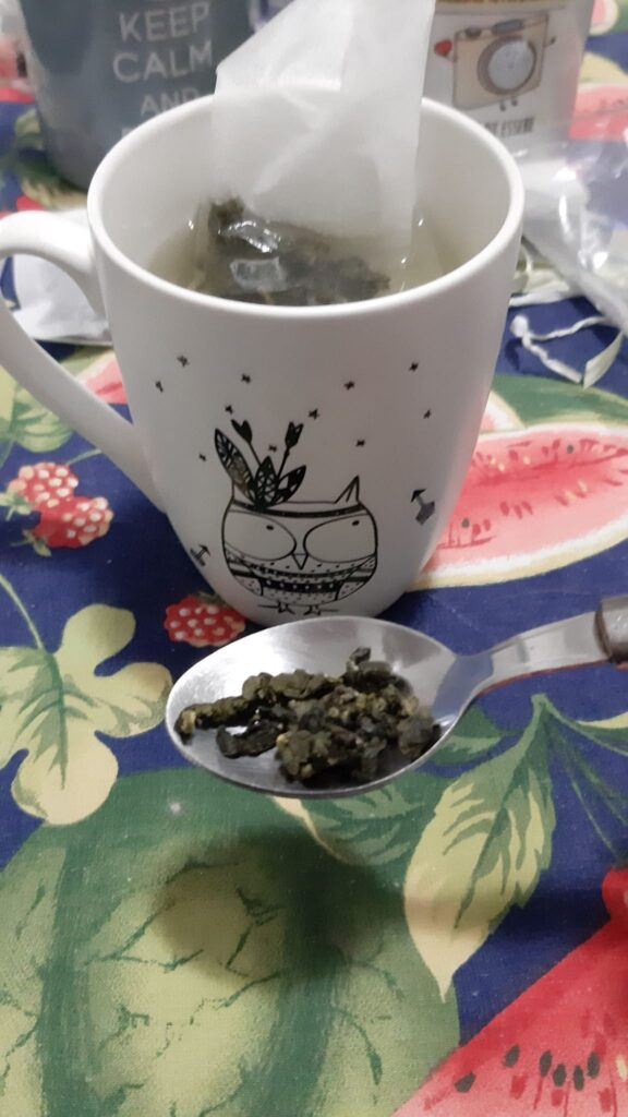 box Teatips di novembre, Tè Oolong - Qin Yu, teatips, box di tè, cognathè, tè, infusi, tisane, tè verde, oolong, tè di taiwan