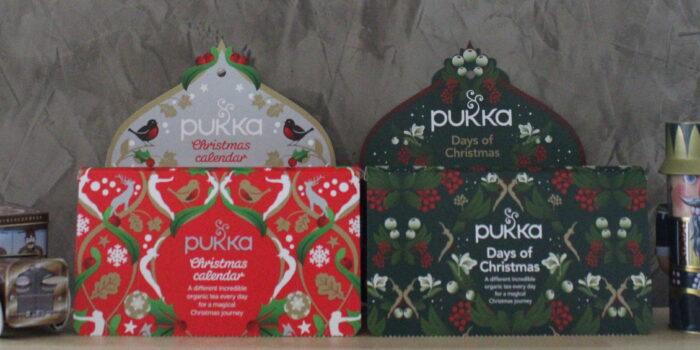 Calendario dell'avvento a tema tisane, Pukka, tisane, tè, CognaTHE', recensione tè