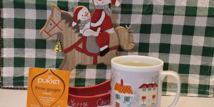 Pukka, infuso 3 zenzeri, infuso, infusione, zenzero, cognaTHE, tisane, infusi, tè di natale, calendario dell'avvento, infusione, christmas tea, Lean Matcha Green, tè oolong, matcha pukka