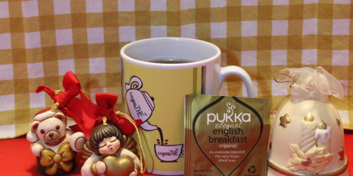 Pukka, tè nero della Pukka, tè english breakfast, tè Original chai, tè nero, cognaTHE, tisane, infusi, tè di natale, calendario dell'avvento, infusione, christmas tea