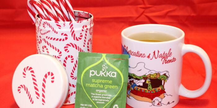 Pukka, Supreme Matcha Green, cognaTHE, tisane, infusi, tè di natale, calendario dell'avvento, infusione, christmas tea