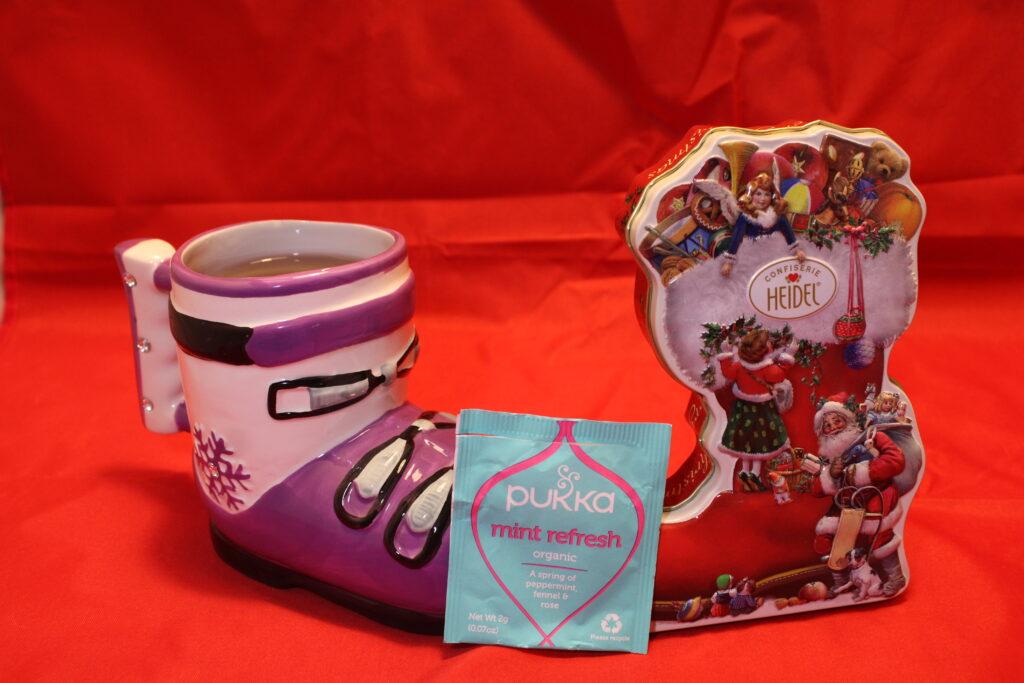 Pukka, Mint Refresh, cognaTHE, tisane, infusi, tè di natale, calendario dell'avvento, infusione, christmas tea