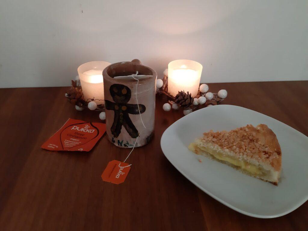 Pukka, Limone, zenzero e miele, tisana 3 cannelle, cannella, cognaTHE, tisane, infusi, tè di natale, calendario dell'avvento, infusione, christmas tea