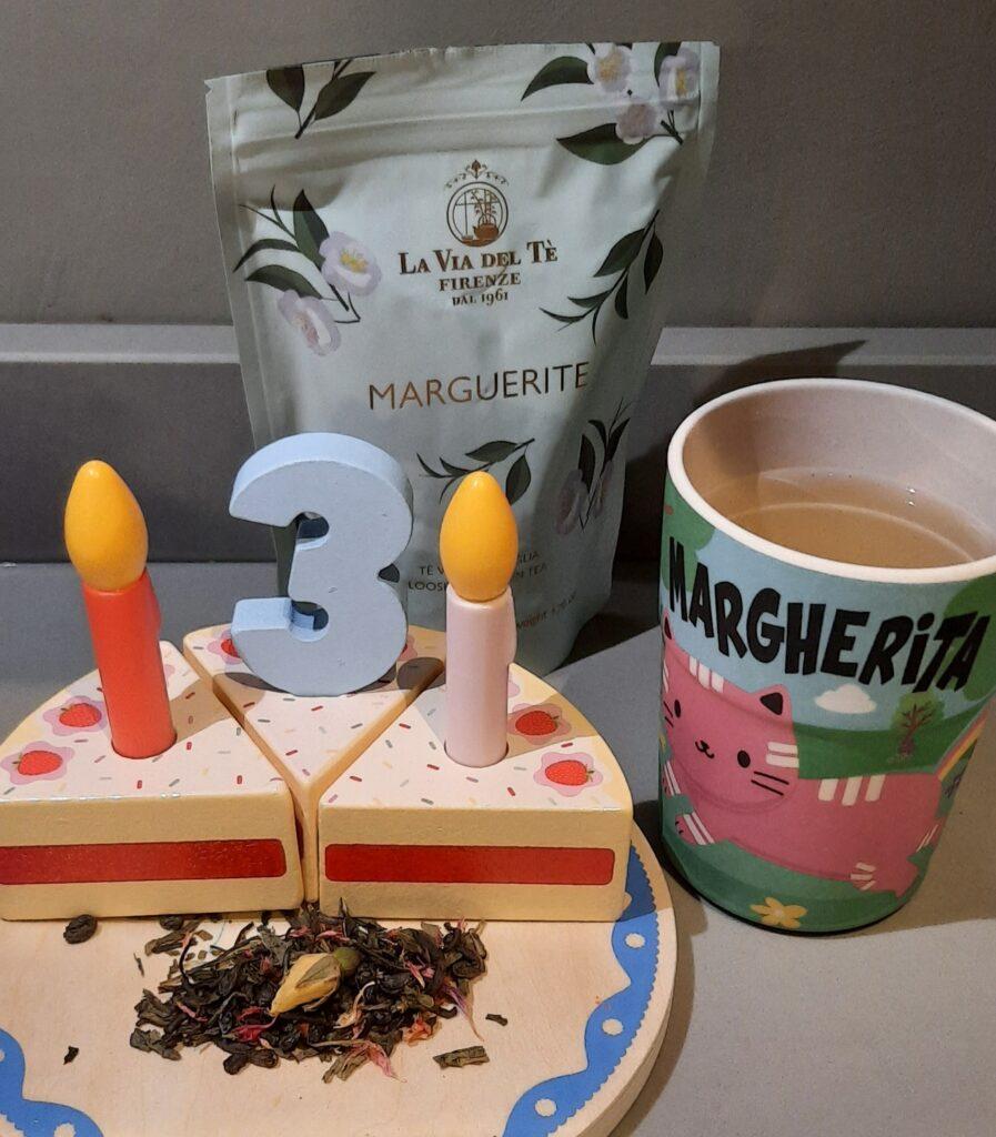 CognaTHE', tea, ta blog, blog di tè e ricette, tè verde, La Via del Tè, Tè, Firenze, tè verde, tè sfuso, tè verde sfuso, tè verde Marguerite di La Via del Tè