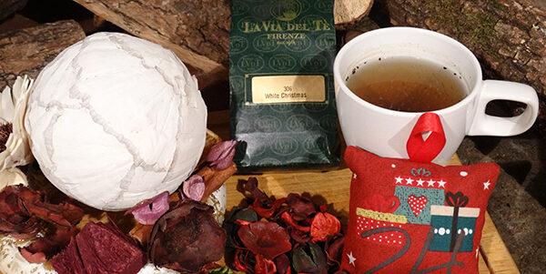 white christamas, tè nero, tè di natale, la via del tè, cognathè